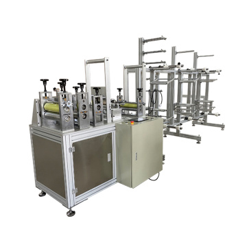 semi automatic n95 mask making machine