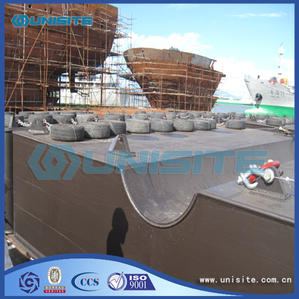Marine Steel Pontoons Floats