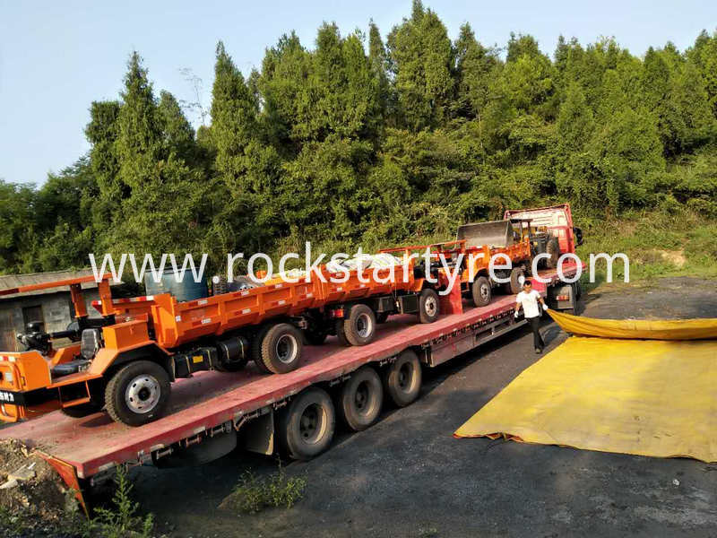 Mining Tippers For Shipping