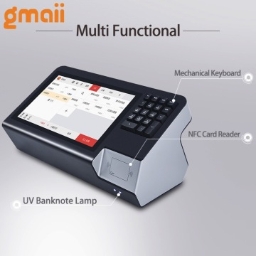 10.1 Cash register POS with NFC for Restaurant