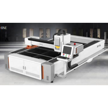 Fiber Laser  CNC Cutter Machine