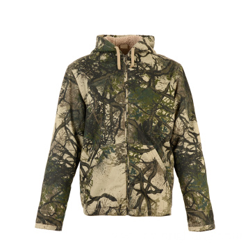 Printed Men's Winter Warm Down Jacket