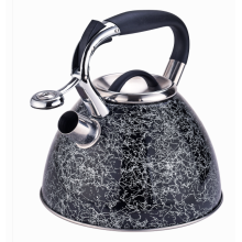 3 Quart stainless steel whistling kettles