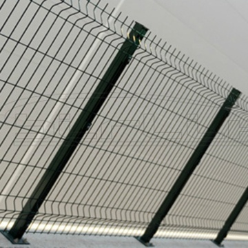 PVC Coated Bending wire mesh fence panelsFAQ