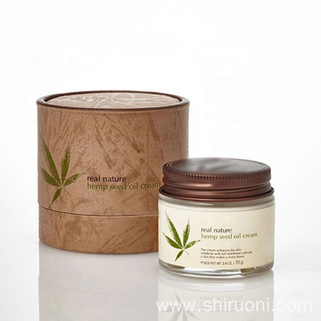 Face Hemp CBD Cream Natural