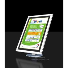 Total wash led display stand