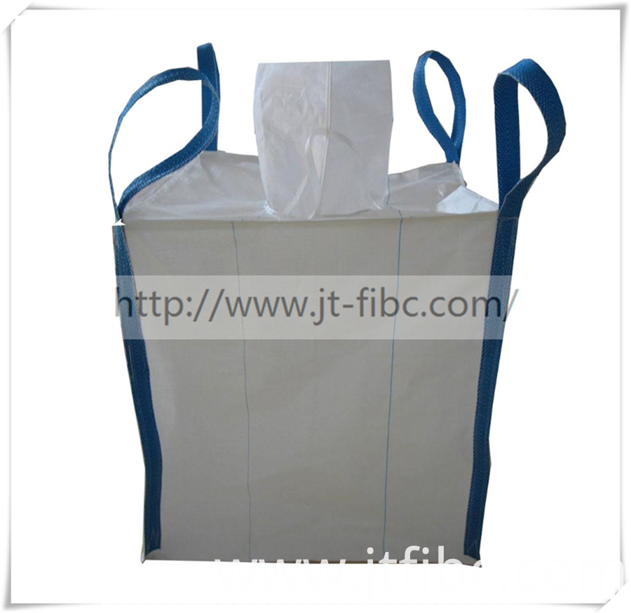 Pp Virgin Breathable Fibc Big Bagfor Firewood