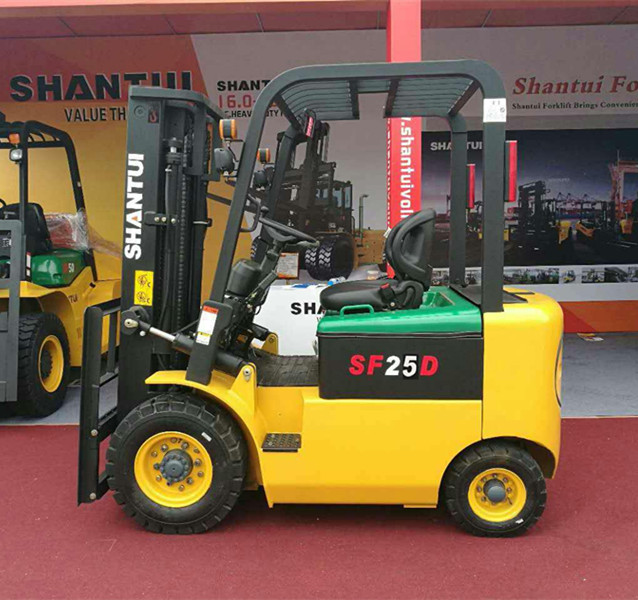 2 5 Ton Electric Forklift Truck