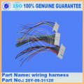 PC220-7 pc270-7 PC300-7 wiring harness 20Y-06-31120
