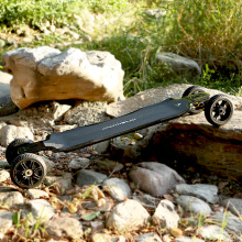 Waterproof All terrain 6.5inch electric longboard