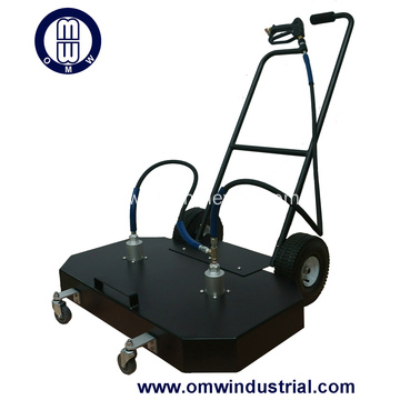 "36"" Aluminum Deck Surface Cleaner"