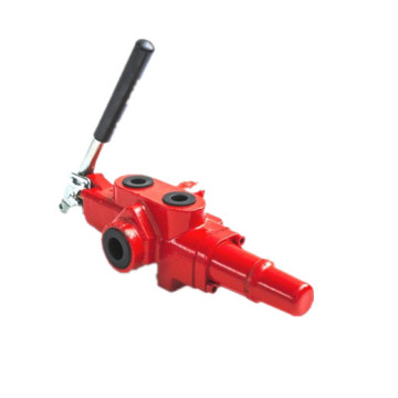 Australia log splitter valve
