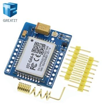 GREATZT Mini A6 GA6 GPRS GSM Kit Wireless Extension Module Board Antenna Tested Worldwide Store for SIM800L