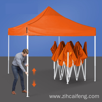Outdoor stretch 3mx3m commercial party tent