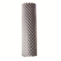 6 foot commercial galvanized heavy chain link fence