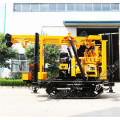 Crawler Drilling Rig for Water Well 230m