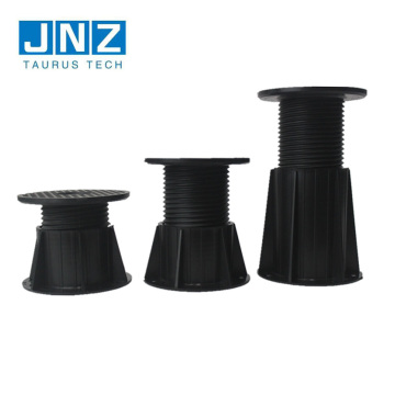 mini adjustable PP plastic pedestal flooring supporting