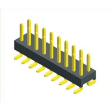 2.2X3.0X2.3mm Pin Lulugu Dual Row SMT Tipe