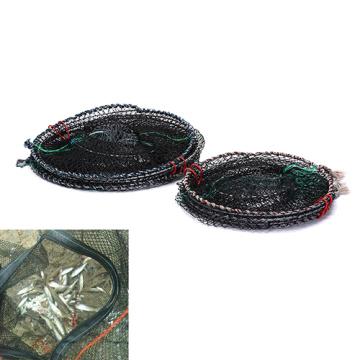 Fishing Collapsible Trap Cast Keep Net Crab Crayfish Lobster Catcher Pot Trap Fish Net Eel Prawn Shrimp Live Bait Hot Sale