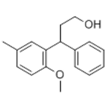 3- (2-Methoxy-5-methylphenyl) -3-phenylpropanol CAS 124937-73-1