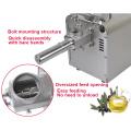 110V / 220V 1500W(Max) Automatic Cold Press Temperature Controlled Peanut Coconut Oil Press, Sunflower Seed Oil Press