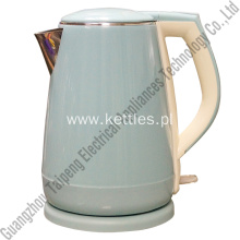 Double wall water kettle
