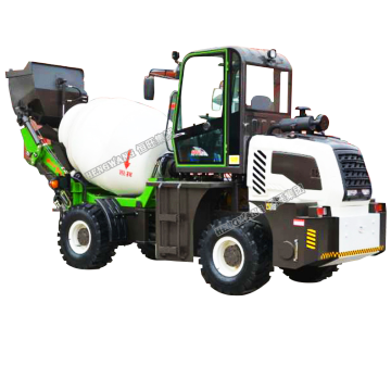 Self loading Concrete Truck Mixer Price 1.2 Cubic