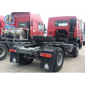 High Quality Howo Tractor Truck 6x4