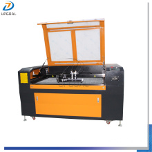 Low Cost 1300*90mm Stainless Steel Wood Acrylic Co2 Laser Cutting Machine with Double Heads