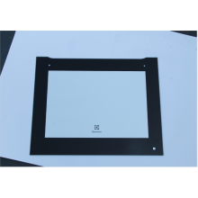 Tempered Glass digital display white appliances