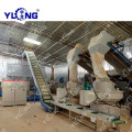 Cotton Waste Pellet Production Machine