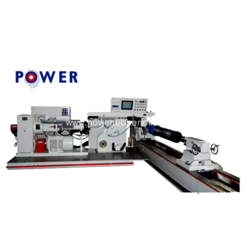 PTM Series Rubber Roller Twisting Machine PTM-6040