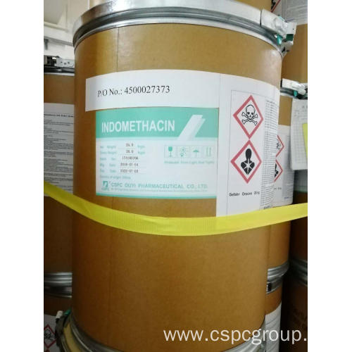 High Quality Raw Material Indomethacin
