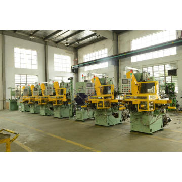 High Accuracy Inner Ring Bearing Ring Machine Lathe