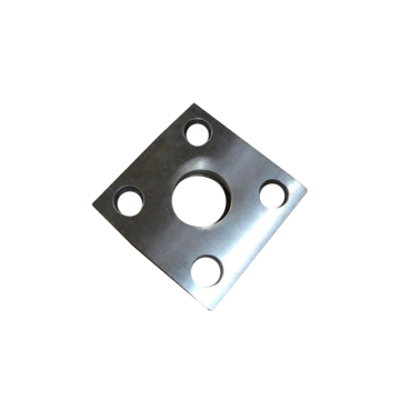 Cnc Precision Milling Machined Metal Parts Cnc Description