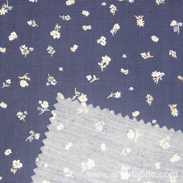New Design Flower Printed 100% Cotton Fabric