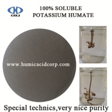 100% Soluble Potassium Humic Aicd Powder