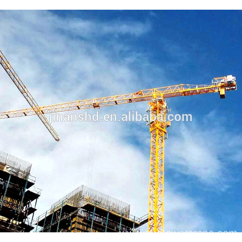 QTP80-6010 topless tower crane