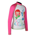Seaskin Long Sleeves Toddler Swimming Rash Suits