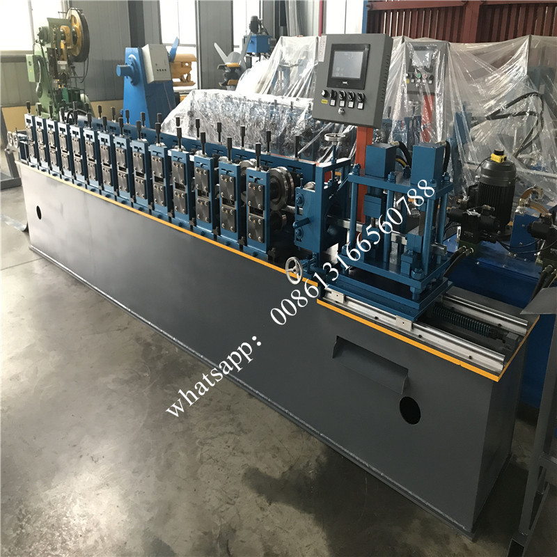 U Guide Roll Forming Machine