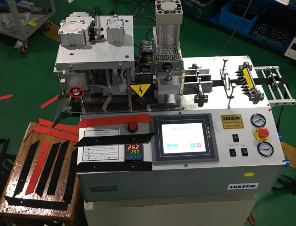 Automatic Angle Cutting Machine With Hole Puncher 3
