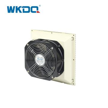 Ventilation fan and filter