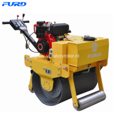Hand Operate Smooth Wheel Roller Compactor Machine