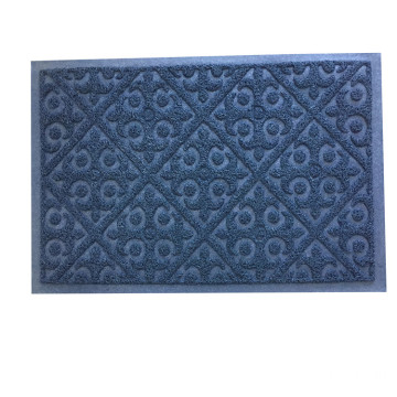 Eco-friendly waterproof durable foot cleaning doormat