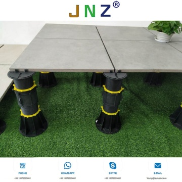 Floor Support Stone Adjustable Plastic Pedestal