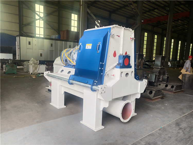 Hammer mill glass
