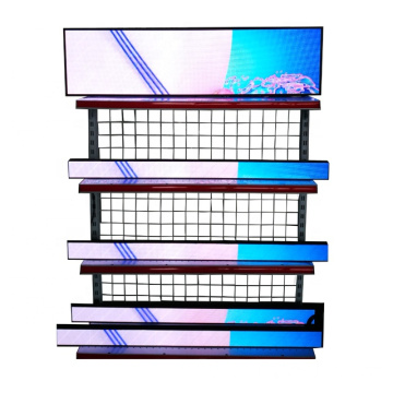 1024*128 Supermarket Shelf Advertising Screen