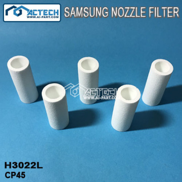 Nozzle filter for Samsung CP45 machine