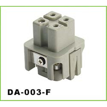 72pin Rectangular Electrical Heavy Duty Connector
