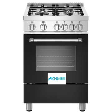 24 inch All Gas Range Master Series